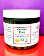 Gélules Confort du Foie