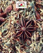 mélange de plantes et épices pour infusion digestion et ballonnements