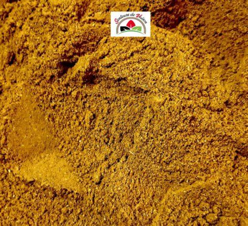 mélanges d'épices pour le columbo ou colombo