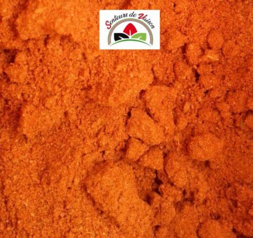 mélange d'épices en poudre pour le chili
