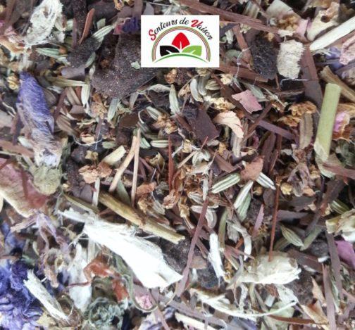 tisane de plantes pour la constipation
