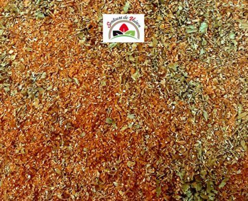 mélange d'épices pour la sauce rouille