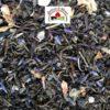 mélange de thés verts earl grey , bergamote, jasmin avec fleurs