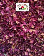 Roses rouges pétales