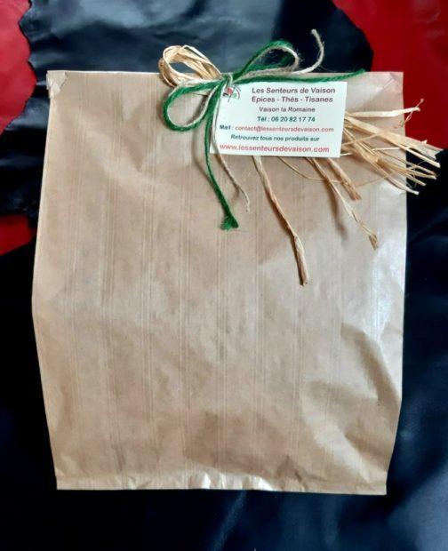 pochette cadeau biodégradable