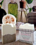 Savon naturel Rhassoul Argile blanche
