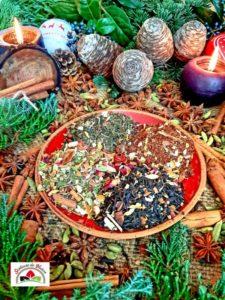 Tisanes et Thés de Noël