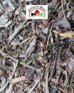 mélange de plantes coupées pour la digestion et rhume