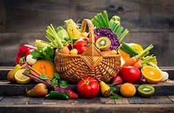 Légumes déshydratés